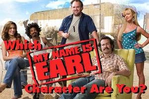 My Name is Earl Personality